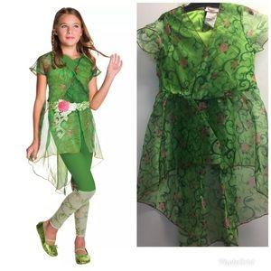dde69130975e Costumes | Dc Super Hero Girls Poison Ivy Girls Costume | Poshmark